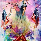 LIBERTY ~ INDEPENDENCE ~ FREEDOM ISN'T FREE by Tammera