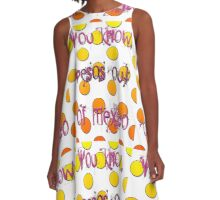 6 Inch A-Line Dress