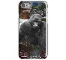 Endangered Gorillas Justin Beck Picture 2015094 iPhone Case/Skin