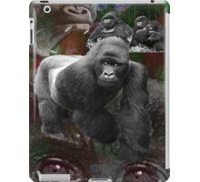 Endangered Gorillas Justin Beck Picture 2015094 iPad Case/Skin