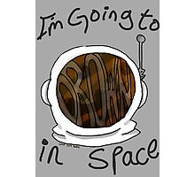 Drown in Space Photographic Print