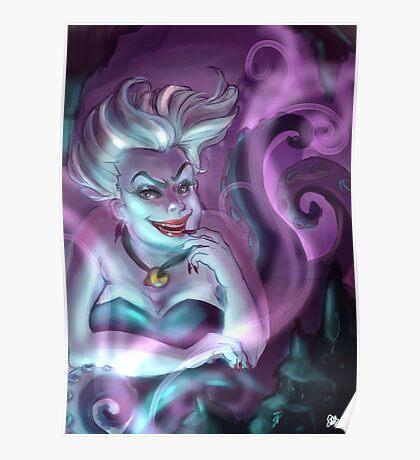 Poor Unfortunate Souls: Ursula Poster