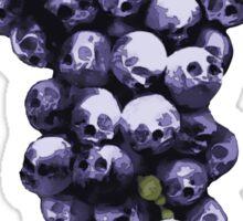 vino de la muerte Sticker