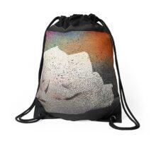 ROSE FOR BABE Drawstring Bag