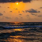 Koh Chaang sunset by indiafrank