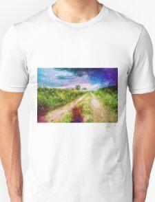 Crazy Sky Unisex T-Shirt