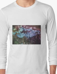 Sketched Flower Long Sleeve T-Shirt