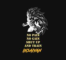 Train Insaiyan - Son Goku Super Saiyan 3 Unisex T-Shirt