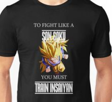 Fight Like a Son Goku Unisex T-Shirt