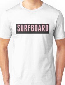 Surfboard Unisex T-Shirt