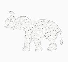 Elephant One Piece - Short Sleeve