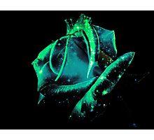 Universe Rose Photographic Print