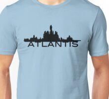 Atlantis Skyline Unisex T-Shirt