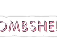Bombshell Sticker