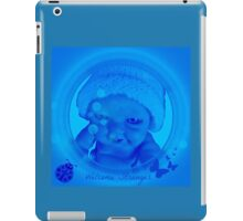 welcome stranger iPad Case/Skin