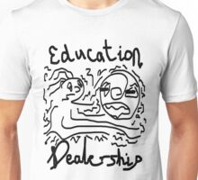 Education dealership Unisex T-Shirt