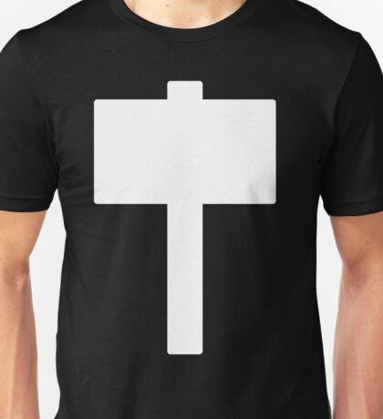 Monochromatic Heroes #5 Unisex T-Shirt