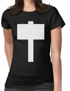 Monochromatic Heroes #5 Womens Fitted T-Shirt
