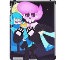 Lewis and Vivi iPad Case/Skin