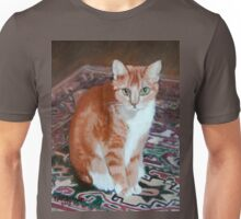 Spike on Granny's Carpet Unisex T-Shirt