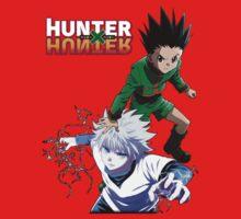 Hunter x Hunter One Piece - Long Sleeve