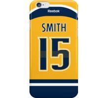 Nashville Predators Craig Smith Jersey Back Phone Case iPhone Case/Skin