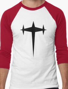 Three Star Elite Four Uniform Men's Baseball ¾ T-Shirt