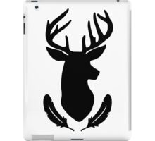 Intuition and Vision (Black) iPad Case/Skin