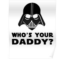 Who's Your Daddy? Poster