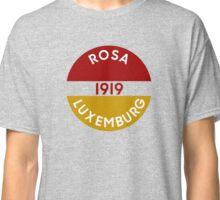 Rosa Luxemburg 1919 Classic T-Shirt
