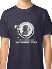 The Washington Washingtons Classic T-Shirt