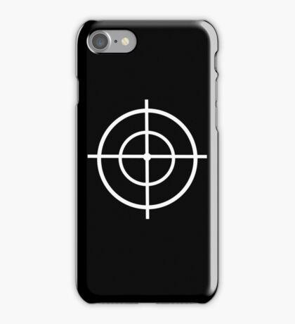 Monochromatic Heroes #6 iPhone Case/Skin