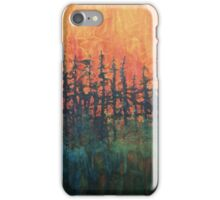 Forest Glow #2 iPhone Case/Skin