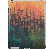 Forest Glow #2 iPad Case/Skin