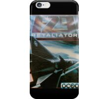 F-29 RETALIATOR iPhone Case/Skin
