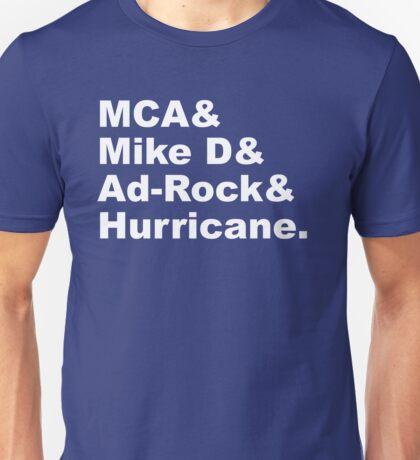 Punk To Hip Hop Unisex T-Shirt