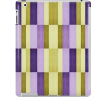 plaid pattern iPad Case/Skin