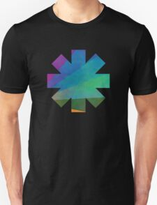 Red Hot Chili Peppers Colours Unisex T-Shirt