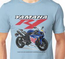 Yamaha R1 Unisex T-Shirt