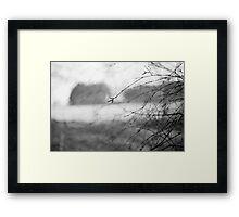 Aberdeenshire Framed Print