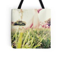 Grassy Dreams Tote Bag