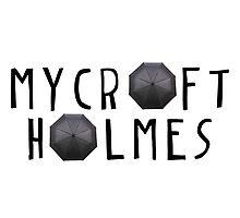 Mycroft Holmes Photographic Print