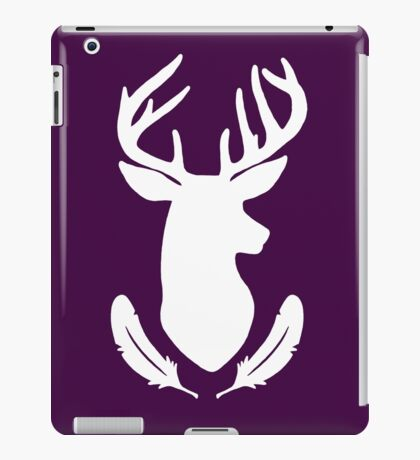 Intuition and Vision (White) iPad Case/Skin