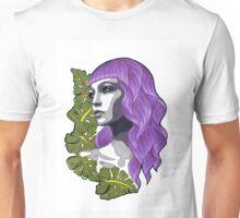 Femme Botanica - Liquorice Unisex T-Shirt