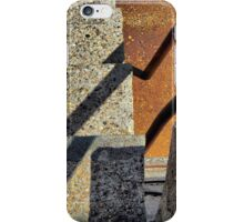 Guardrail Abstract #1 iPhone Case/Skin
