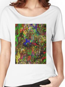 Trippin' Bubbles Women's Relaxed Fit T-Shirt