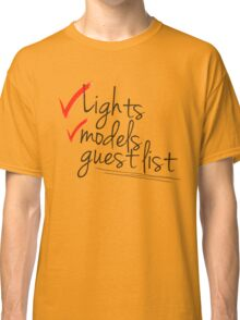 Absolutely Fabulous - Edina's Diary Classic T-Shirt