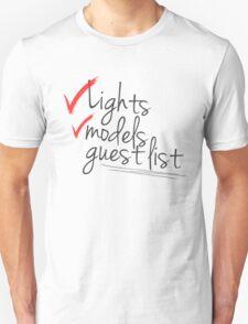 Absolutely Fabulous - Edina's Diary Unisex T-Shirt