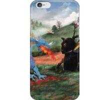 Slaying The Dragon iPhone Case/Skin