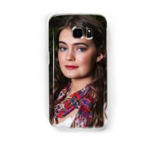 Teenage Beauty Samsung Galaxy Case/Skin